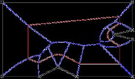 generalized voronoi diagramsvariable radius voronoi diagram